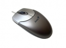 MOUSE GENIUS PS2/2BOT+SCROLL OPTICO METAL NS120