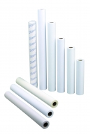 PAPEL VEGETAL/DIAMANTE ROLLO 91 X 50MT. 90/95GR