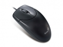 MOUSE GENIUS PS2/2BOT+SCROLL OPTICO NEGRO NS120