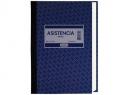 LIBRO ASISTENCIA 200 HJ.ORGAREX 21322