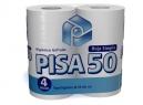 PAPEL HIG. 4 ROLLOS 50 MT. H/S PISA GOFRADO