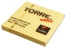 NOTA 654 TORRE MEDIANO AMARILLO 75X75 MM
